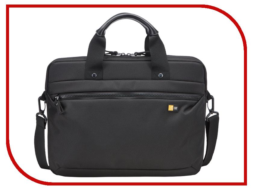 Аксессуар Сумка 13.3 Case Logic Bryker Attache BRYA-113-BLACK рюкзак case logic 15 6 ibira ibir 115k black