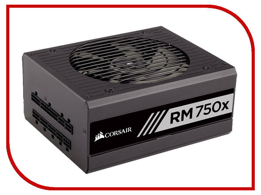 Блок питания Corsair RM750x 750W велосипед cube attention sl 29 2018