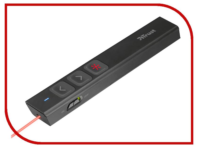Презентер Trust Sqube Ultra-Slim Wireless Presenter 21946 trust