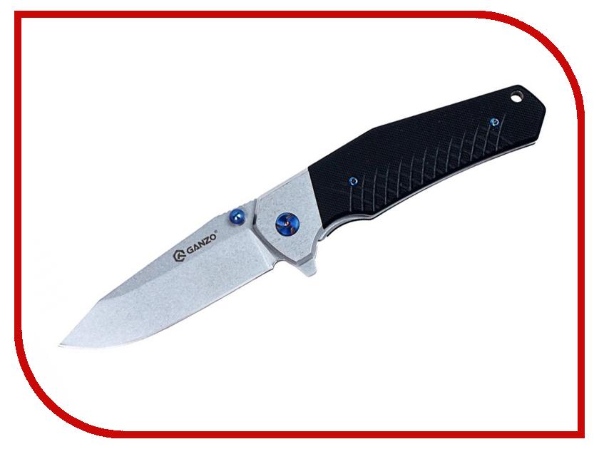 Ganzo G7492-BK - длина лезвия 87мм