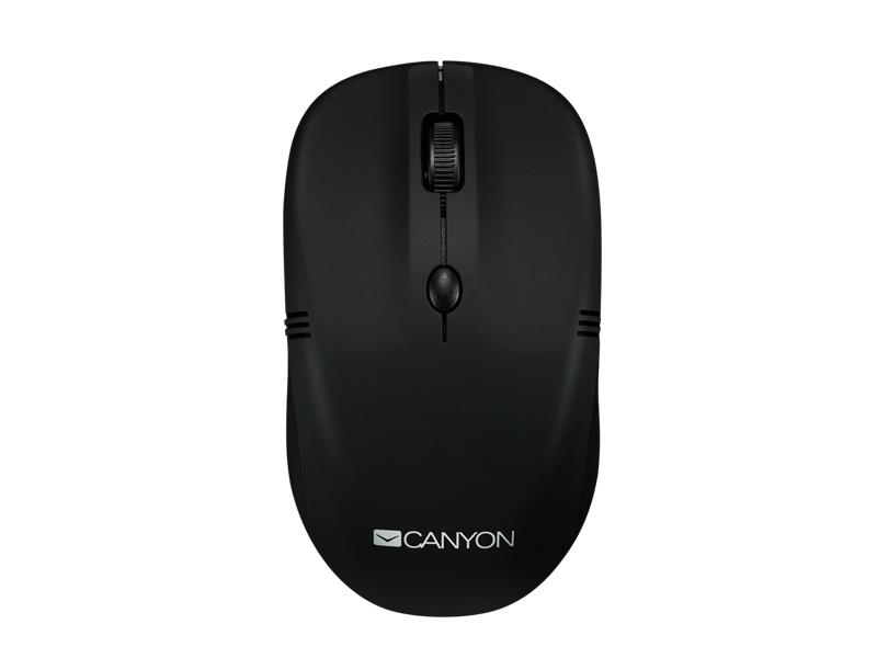 Мышь Canyon CNE-CMSW03B Black 8YCNECMSW03B
