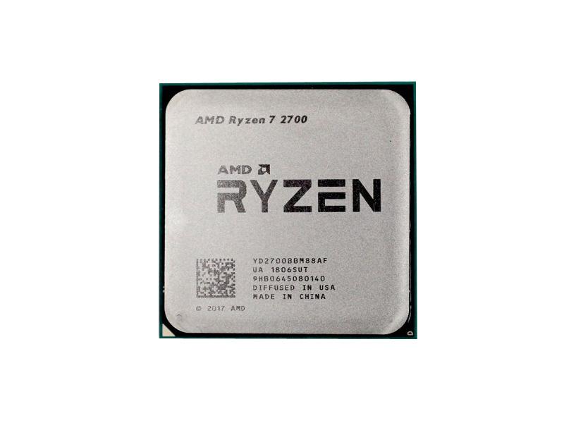 Процессор AMD Ryzen 7 2700 YD2700BBM88AF OEM