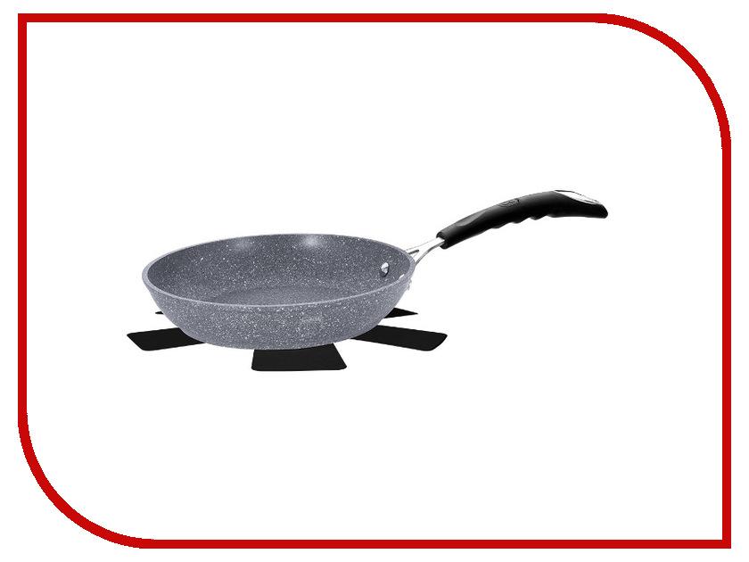 Сковорода Berlinger Haus Grey Stone Touch Line 20cm BH-1145