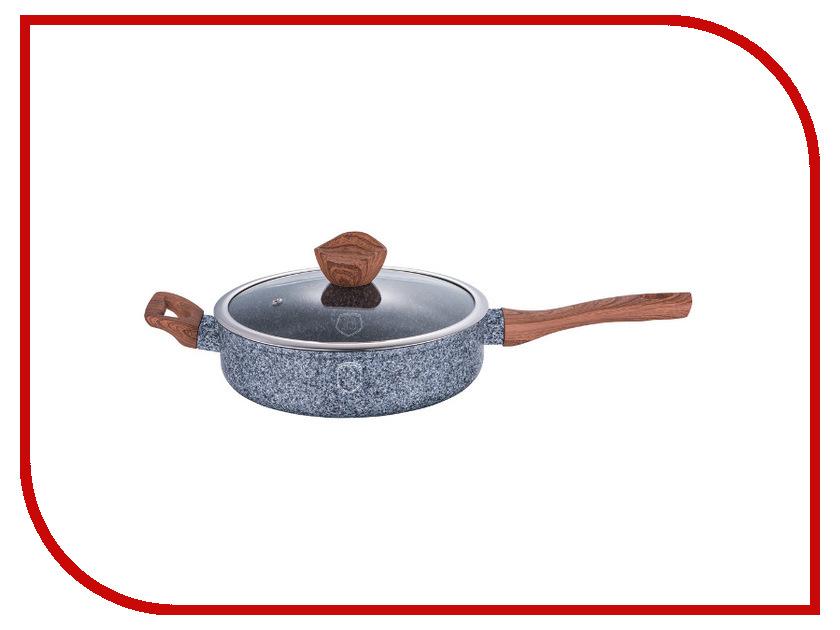 Сковорода Berlinger Haus Forest Line 24cm BH-1210 сковорода berlinger haus rosegold line диаметр 20 см 1508n bh