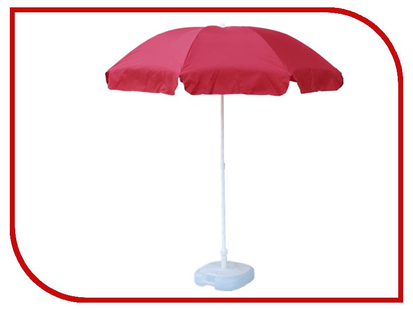 Пляжный зонт Митек Red ПЭ-240/8