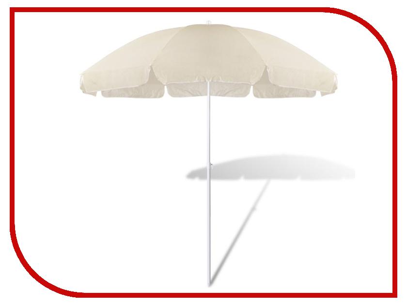 Пляжный зонт Митек Beige ПЭ-180/8