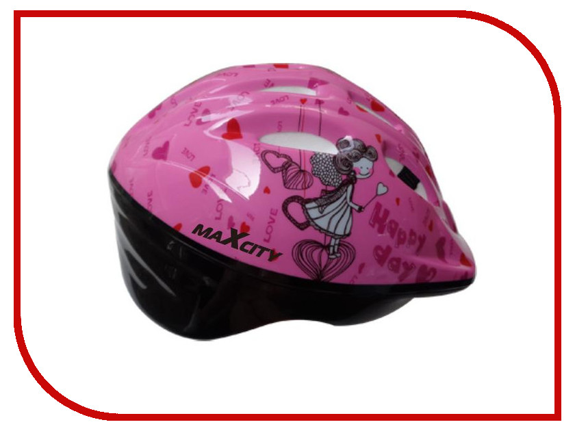 Шлем Maxcity Baby Angel adj M Pink 1117 adj ams1117cd adj to 252