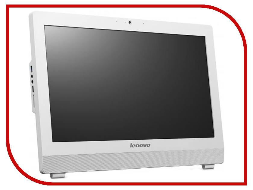 Моноблок Lenovo S200z 10K50021RU (Intel Celeron J3060 1.6 GHz/4096Mb/500Gb/DVD-RW/Intel HD Graphics/Wi-Fi/19.5/1600x900/DOS) моноблок lenovo ideacentre aio 520 22iku ms silver f0d5000srk intel core i5 7200u 2 5 ghz 4096mb 1000gb dvd rw intel hd graphics wi fi bluetooth cam 21 5 1920x1080 dos