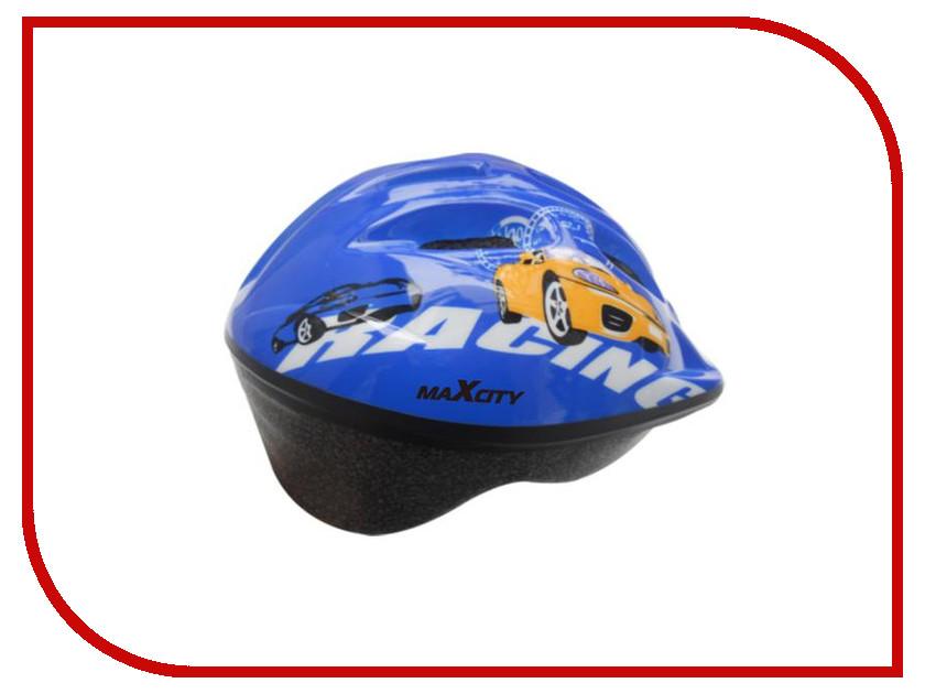 Шлем Maxcity Baby Car adj S Blue