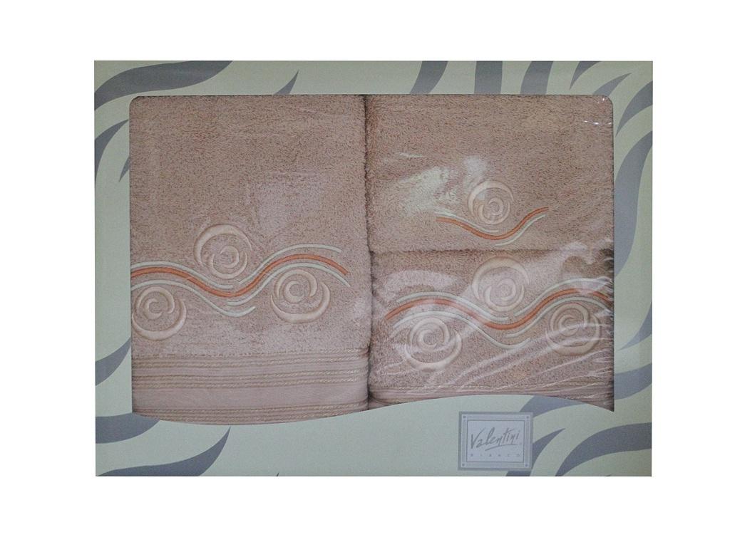 Полотенце Valentini 30x50/50x100/70x140cm 3шт 81001 2208 цены онлайн