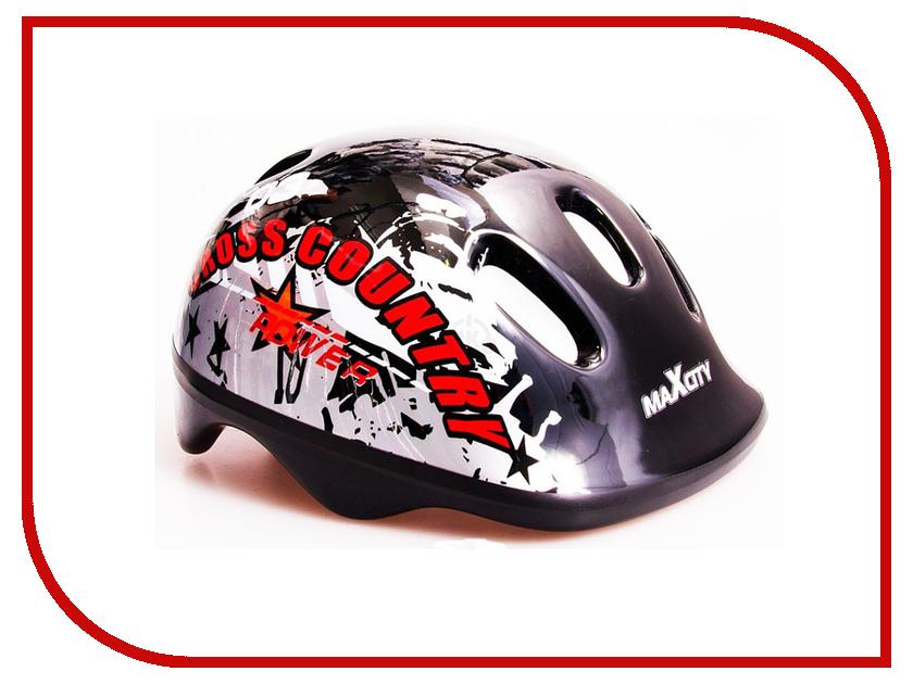 Шлем Maxcity Baby Cross M Red