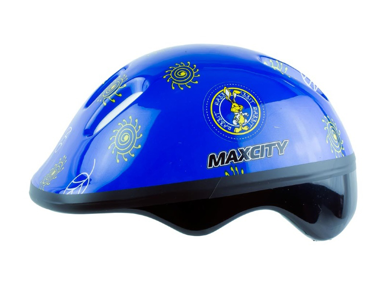 Шлем Maxcity Baby Little Rabbit S Blue