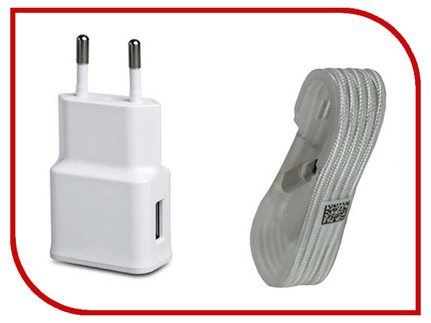 Зарядное устройство Mobiledata 2100mA USB + Type-C кабель CH-10-TC сетевое зарядное устройство moshi progeo usb type c