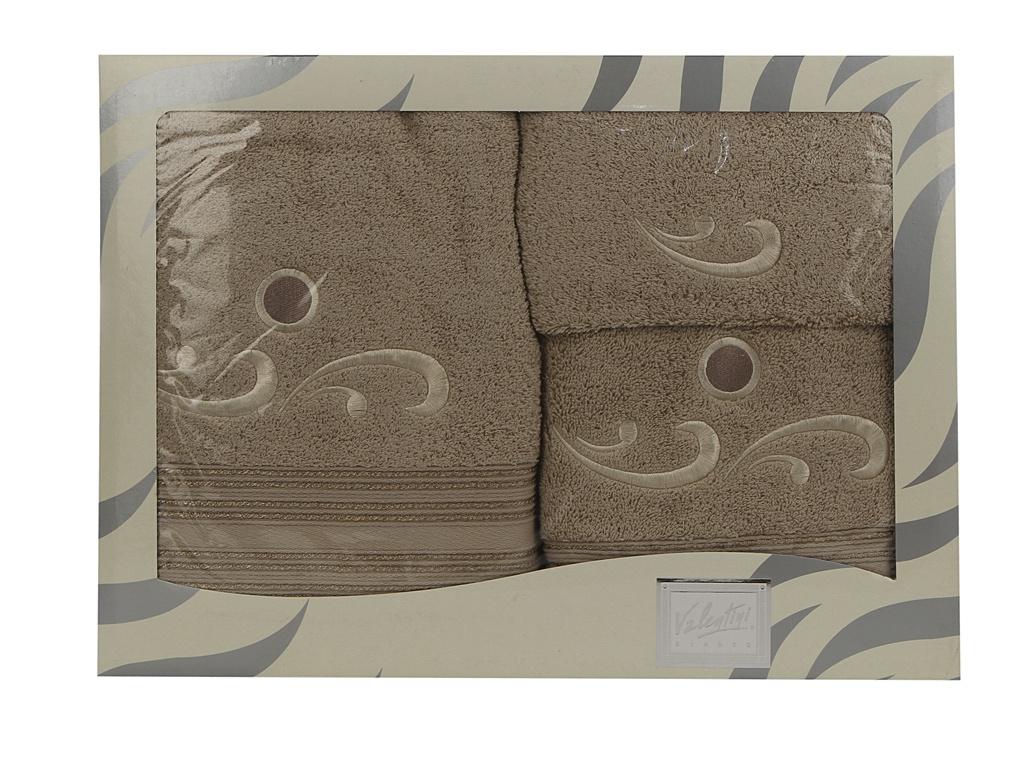 Полотенце Valentini Fantasy 30x50/50x100/70x140cm 3шт 2133