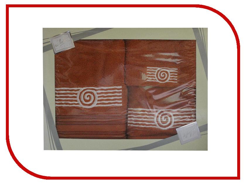 Купить Полотенце Valentini Fantasy 30x50/50x100/70x140cm 3шт 2221, Португалия