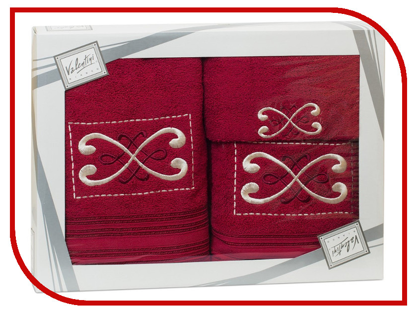 Купить Полотенце Valentini Fantasy 2 30x50/50x100/70x140cm 3шт 1148, Португалия