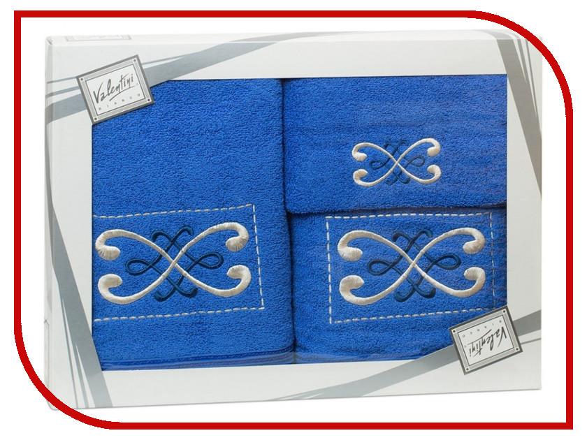 Купить Полотенце Valentini Fantasy 2 30x50/50x100/70x140cm 3шт 1199, Португалия