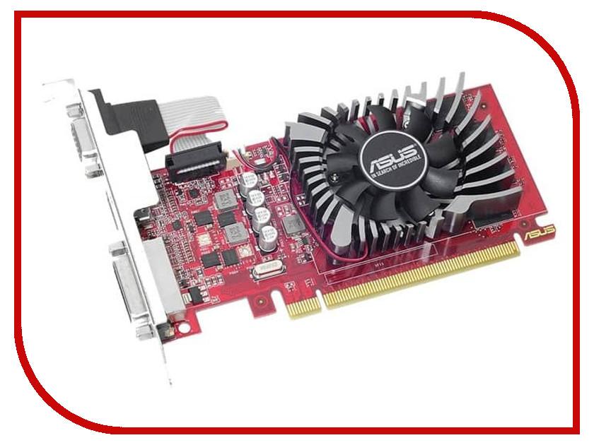 Видеокарта ASUS Radeon R7 240 770Mhz PCI-E 3.0 4096Mb 4600Mhz 128 bit DVI HDMI HDCP OC курдюмов николай иванович здоровье огорода и сада без всякого яда isbn 978 5 17 101280 9