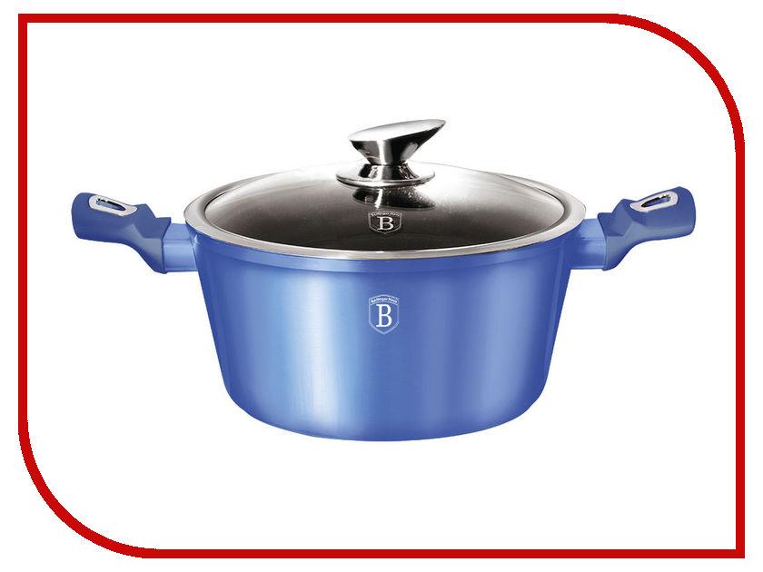Кастрюля Berlinger Haus Royal Blue Metallic Line 20cm BH-1654N кастрюля linkfair 20cm
