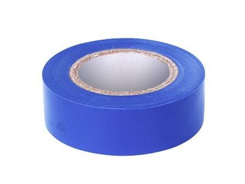 Изолента IEK 0.13x15mm Blue UIZ-13-10-K07 206209