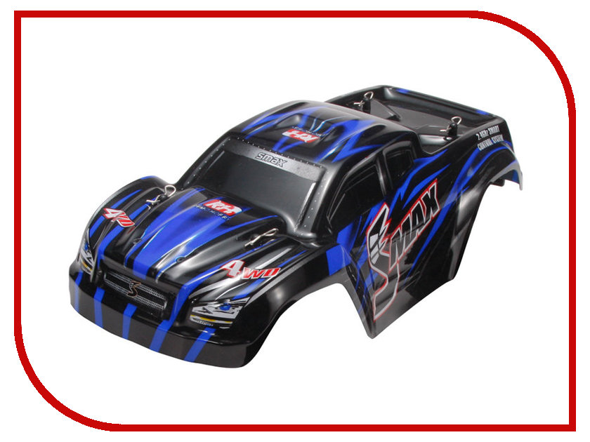 Игрушка Кузов Remo Hobby Smax REM-D3603 remo hobby 9emu 4wd rtr
