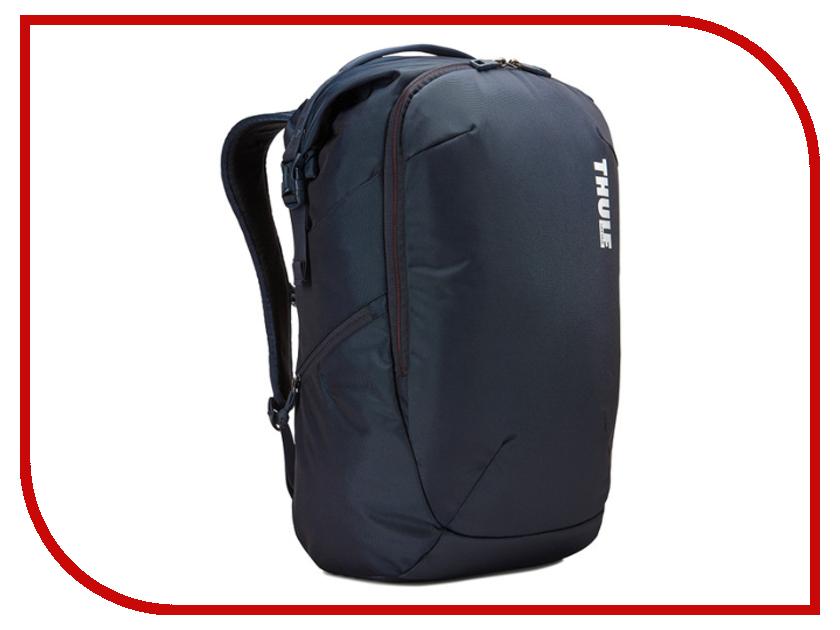 Рюкзак Thule Subterra Backpack 34L Dark Blue 3203441 городской рюкзак thule subterra backpack 30l темно синий