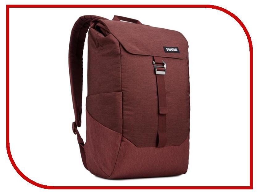 Рюкзак Thule Lithos 16L Bordo TLBP113DBD рюкзак thule thule enroute backpack 23l синий 23л