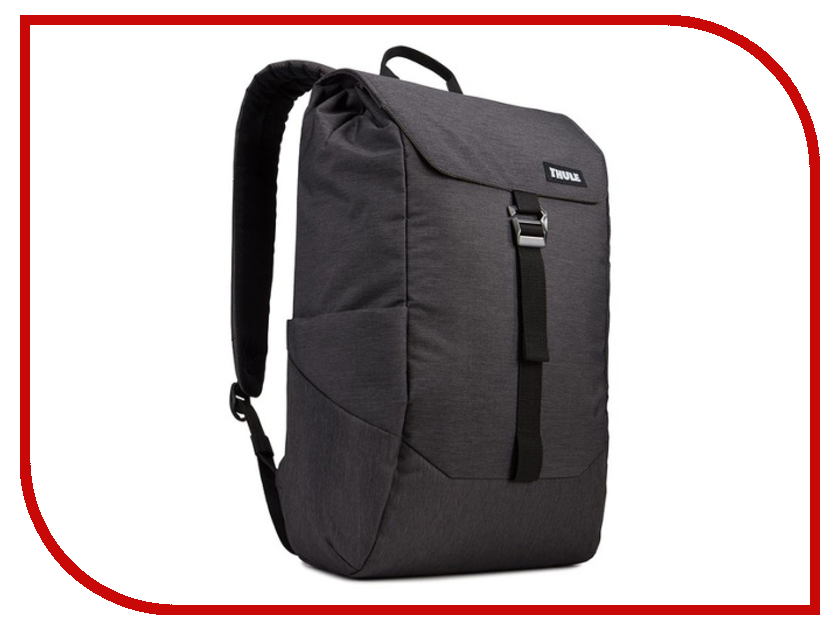 Рюкзак Thule Lithos 16L Black TLBP113K рюкзак thule thule enroute backpack 23l синий 23л