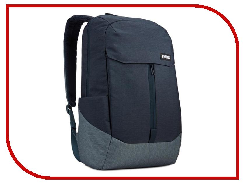 Рюкзак Thule Lithos 20L Carbon Blue 3203635 рюкзак thule stir 28l mens dark shadow 3203547