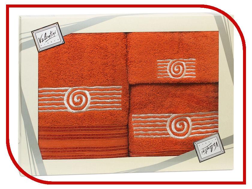 Купить Полотенце Valentini Sea 1 30x50/50x100/70x140cm 3шт 1128, Португалия