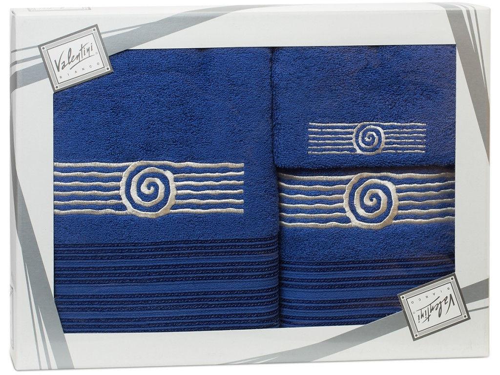 Полотенце Valentini Sea 1 30x50/50x100/70x140cm 3шт 1199 полотенца valentini полотенце sea цвет оранжевый набор