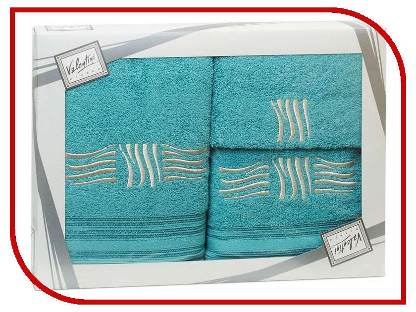 Купить Полотенце Valentini Sea 2 30x50/50x100/70x140cm 3шт 1155, Португалия