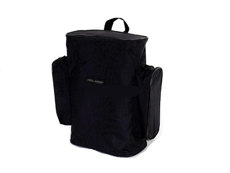Рюкзак Solaris S5507 18L Black solaris s8205 black