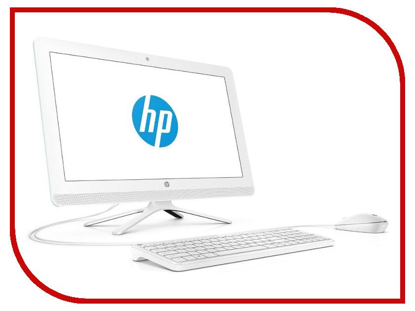 Моноблок HP 22-b346ur 2BW20EA (Intel Core i3-7100U 2.4 GHz/4096Mb/1000Gb/DVD-RW/nVidia GeForce GT 920MX 2048Mb/Wi-Fi/21.5/1920x1080/DOS)