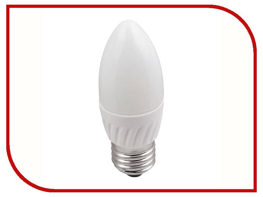 Лампочка IEK Eco LLE-C35-5-230-30-E27 422004