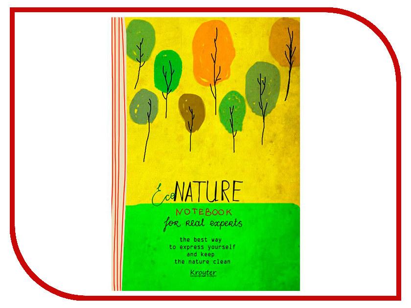 Тетрадь Kroyter EcoNature А4 70 листов 420069