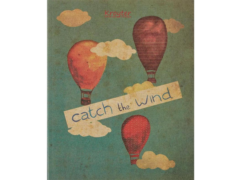 Тетрадь Kroyter Catch The Wind A5 48 листов 455197