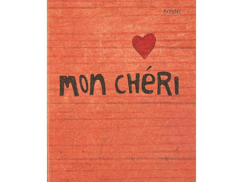 Тетрадь Kroyter Mon Cherry A5 48 листов 455200