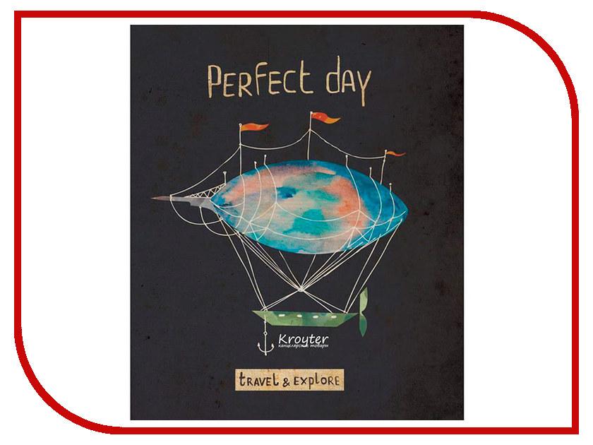 Тетрадь Kroyter Perfect Day A5 48 листов 455195