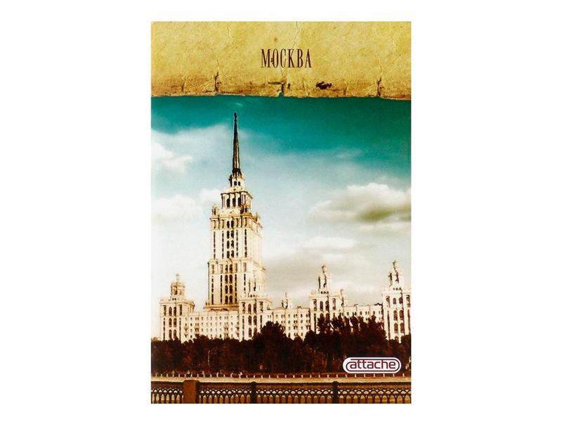 Тетрадь Kroyter Москва А4 80 листов 142059