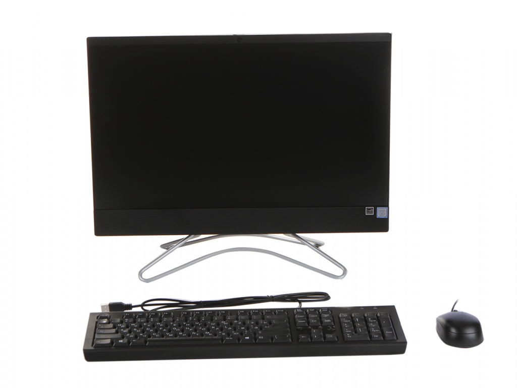 Моноблок HP 200 G3 3ZD43EA (Intel Core i3-8130U 2.2 GHz/4096Mb/256Gb SSD/DVD-RW/Intel HD Graphics/21.5/1920x1080/Windows 10 64-bit)