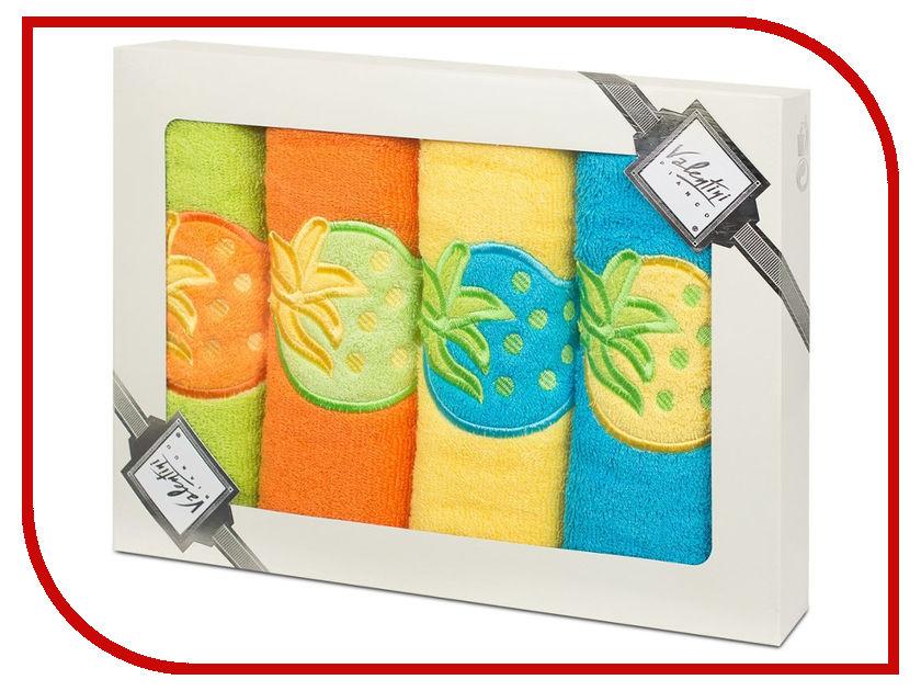 Полотенце Valentini Комплект кухонный 50x50 Fresa fortes полотенце valentini комплект кухонный 50x50 limoni fortes