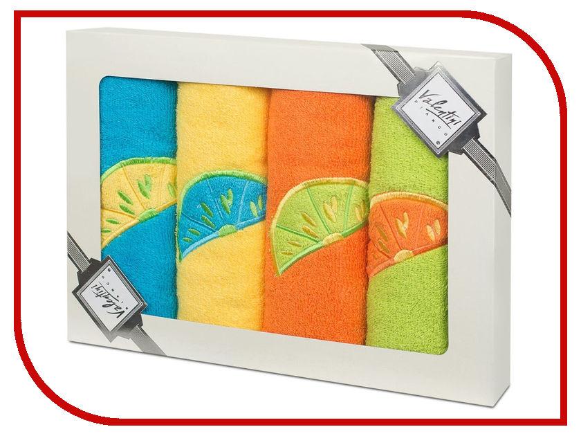 Полотенце Valentini Комплект кухонный 50x50 Limoni fortes полотенце valentini комплект кухонный 50x50 limoni fortes