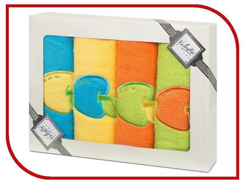 Полотенце Valentini Комплект кухонный 50x50 Manzana fortes полотенце valentini комплект кухонный 50x50 limoni fortes