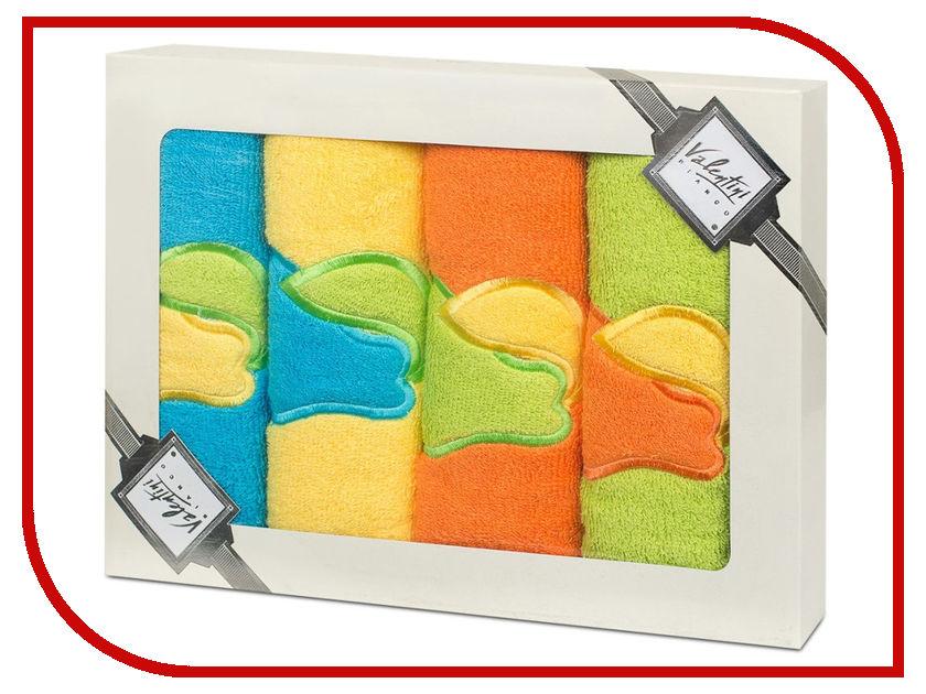 Полотенце Valentini Комплект кухонный 50x50 Pera fortes полотенце valentini комплект кухонный 50x50 limoni fortes