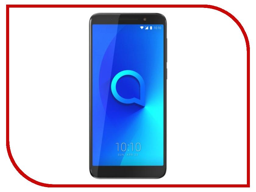 Сотовый телефон Alcatel 3X 5058I Metallic Black сотовый