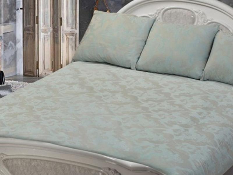 цена Постельное белье Marize Комплект 1.5 спальный Наволочки 70x70 Жаккард 3747 онлайн в 2017 году