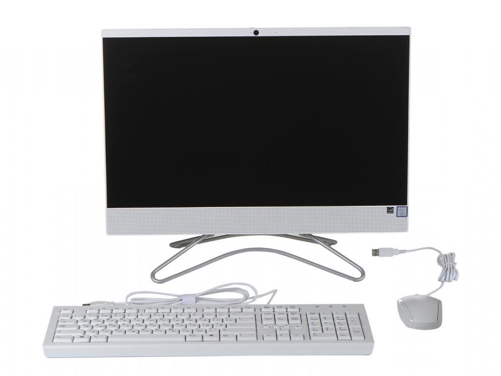 Фото - Моноблок HP 200 G3 3ZD35EA (Intel Core i3-8130U 2.2 GHz/4096Mb/256Gb SSD/DVD-RW/Intel HD Graphics/21.5/1920x1080/Windows 10 64-bit) моноблок hp 200 g3 3va69ea 22 fullhd core i3 8130u 8gb 256gb ssd dvd kb m win10pro black