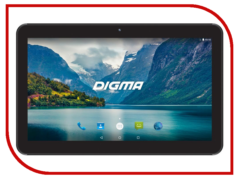 Zakazat.ru: Планшет Digma Optima 1026N 3G Black