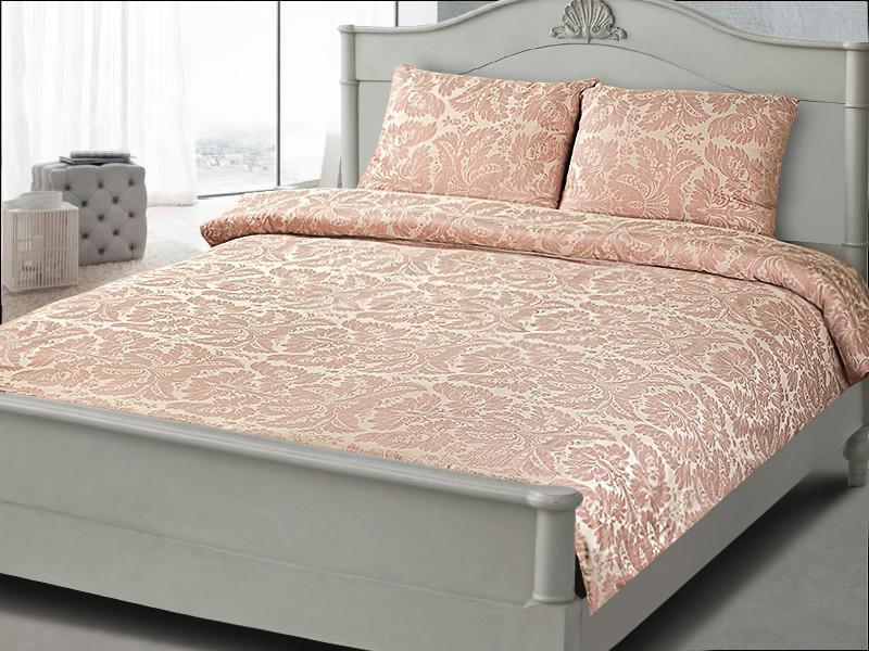 Постельное белье Marize Комплект 1.5 спальный Наволочки 70x70 Жаккард 4308